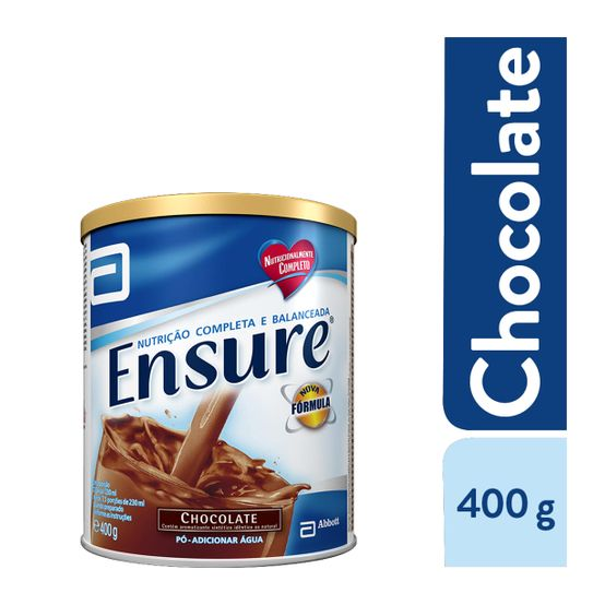 Ensure Chocolate Pó 400g
