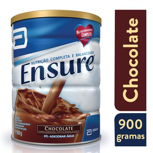 Ensure Chocolate Suplemento Alimentar 900g