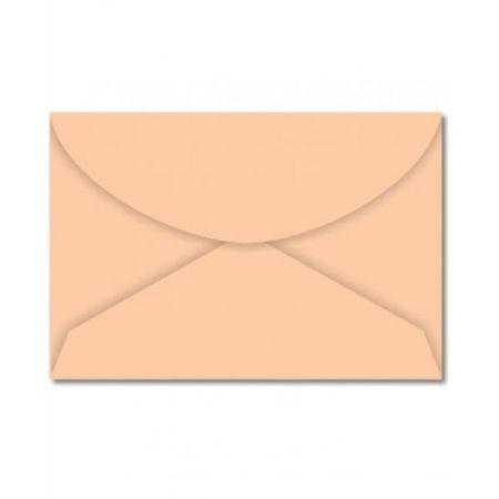 Envelope Carta 114x162mm 100 Unidades Foroni - Salmão