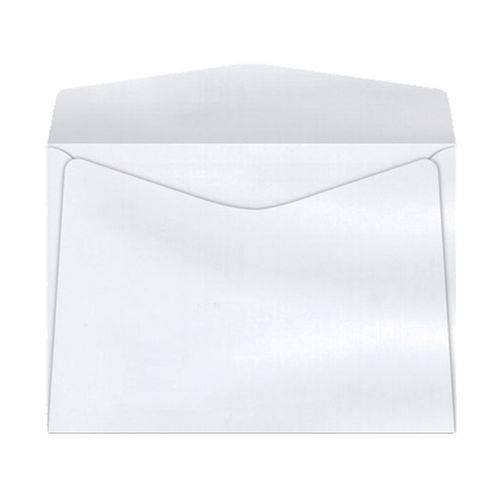 Envelope Carta Branco Caixa 2000 Und 11 X 16 Cm