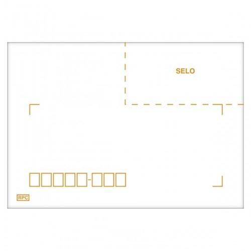 Envelope Carteira Carta com RPC TB12 114x162mm - Caixa com 1000 Unidades 238147