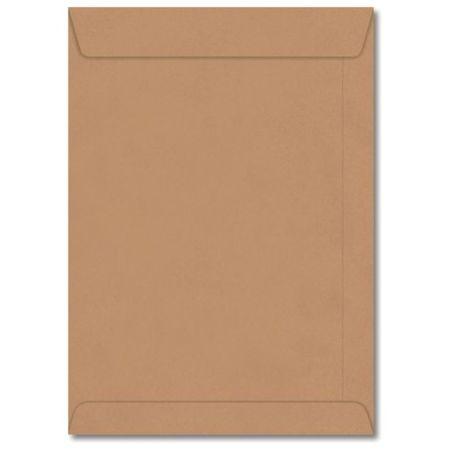 Envelope Pardo A4 24cm X 34cm - Scrity