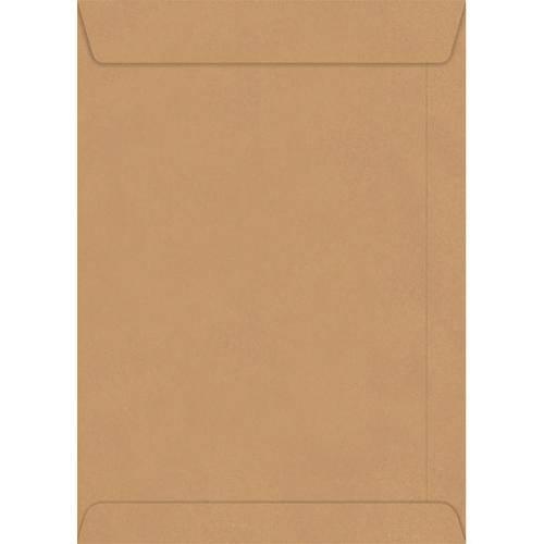 Envelope Saco Natural 110x170 80grs. N 17 Cx.C/500 Foroni