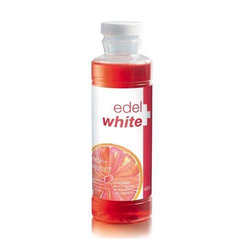 Enxaguante Bucal Antisséptico Edel-White Fresh Protect 400mL
