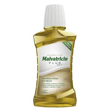 Enxaguante Bucal Malvatricin Plus Daudt 5 em 1 250ml