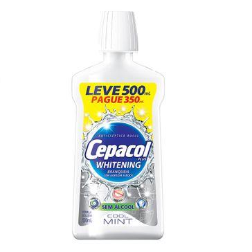 Enxaguante Bucal Sanofi Aventis Cepacol Plus Whitening Leve 500ml e Pague 350ml