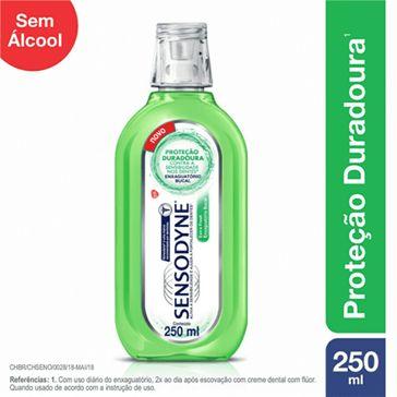 Enxaguante Bucal Sensodyne Extra Fresh 250ml