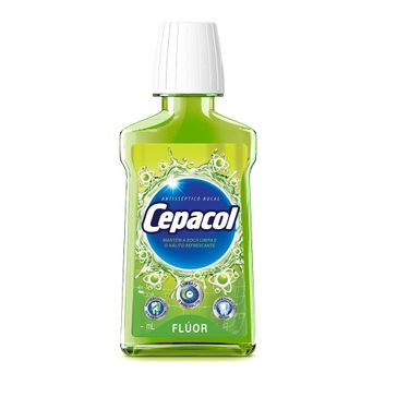 Enxaguante Sanofi Aventis Bucal Cepacol Fluor 250ml