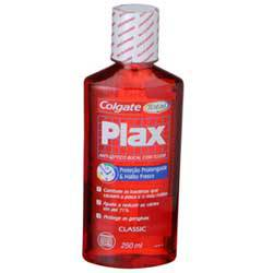 Enxagüatório Plax Total Classic 250ml - Colgate