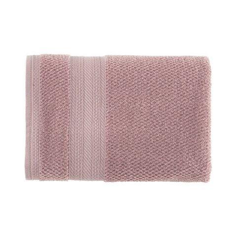 Enxovais Banho Adulto Toalha Rosto Karsten -Empire Lady Pink