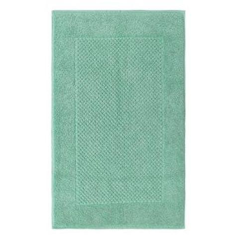 Enxovais Banho Adulto Toalha Piso Buddemeyer -Fio Penteado P/ Pes Luxor Verde Agua