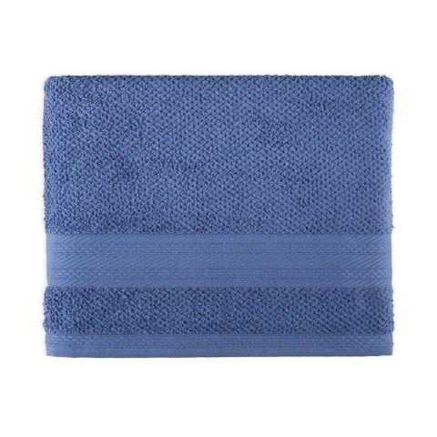 Enxovais Banho Adulto Toalha Rosto Karsten -Empire Azul Pacifico