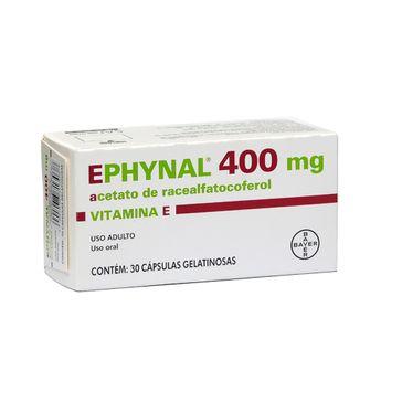Ephynal Bayer 400mg com 30 Cápsulas