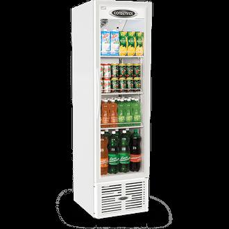 ERV-250 Expositor Refrigerado Vertical Branco Conservex-110V