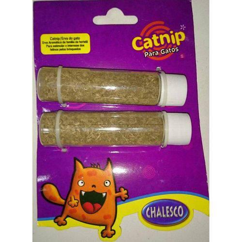 Erva do Gato Catnip Chalesco 10 Gr