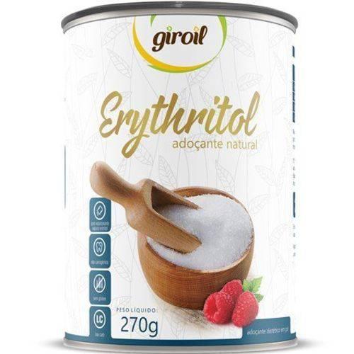 Erythritol 270g Giroil