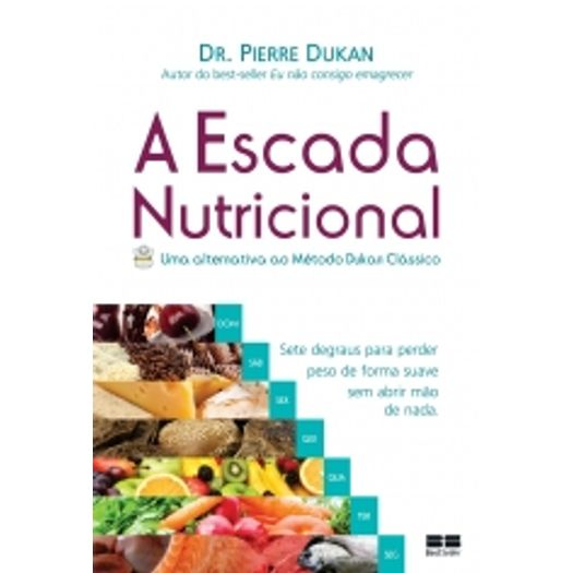 Escada Nutricional, a - Best Seller