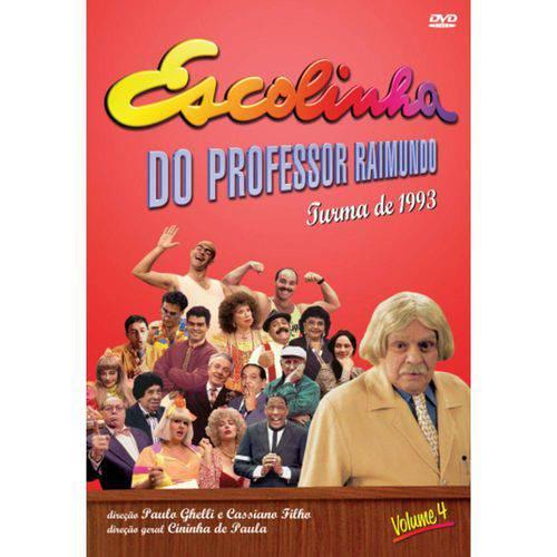 Escolinha do Professor Raimundo - Turma de 1993 - Dvd