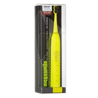 Escova de Dentes Edel White - Sonic Black Whitening II Yellow 1 Un