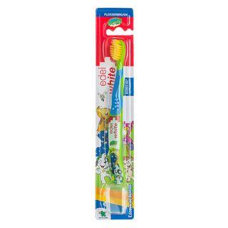 Escova de Dentes Infantil Edel White - Flosserbrush Kids Doki 1 Un