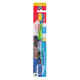 Escova de Dentes Infantil Edel White - Flosserbrush Kids Mini Beat Power Rockers 1 Un