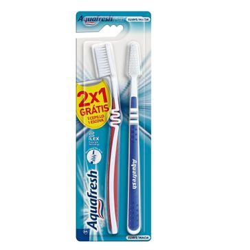Escova Dental Aquafresh Macia