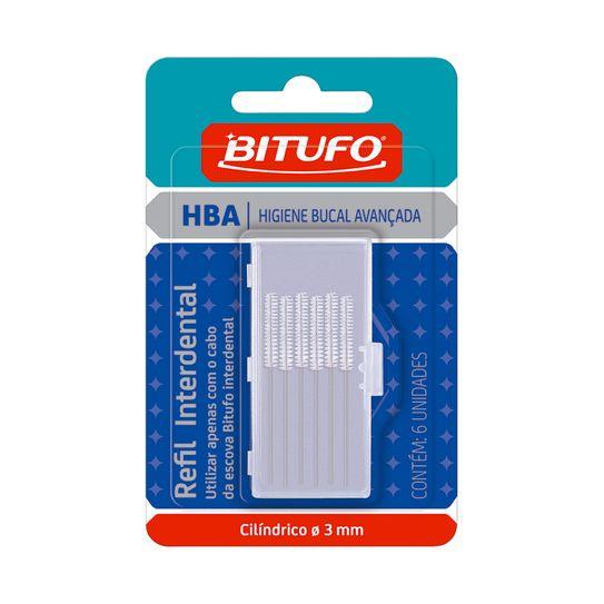 Escova Dental Bitufo Interdental Hb Fina