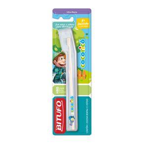 Escova Dental Bitufo Cocoricó 1º Dentinho