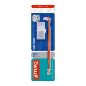 Escova Dental Bitufo Intertufo Cilíndrica