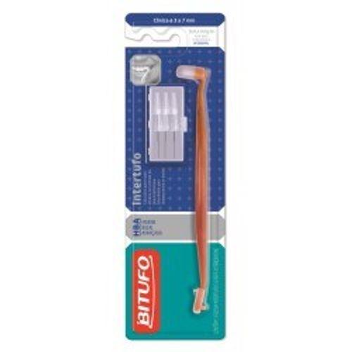 Escova Dental Bitufo Intertufo Cônica