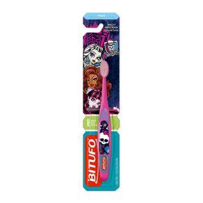 Escova Dental Bitufo Monster High