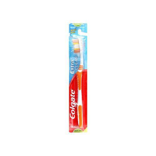 Escova Dental Colgate Extra-Clean Média
