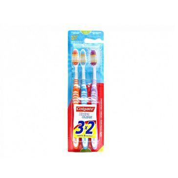Escova Dental Colgate Extra Clean 3unid Promo Leve 3 Pague 2