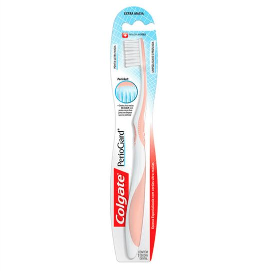 Escova Dental Colgate Periogard Extra Macia