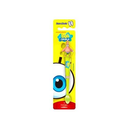 Escova Dental Infantil 3D Bob Esponja Patrick - Biotropic