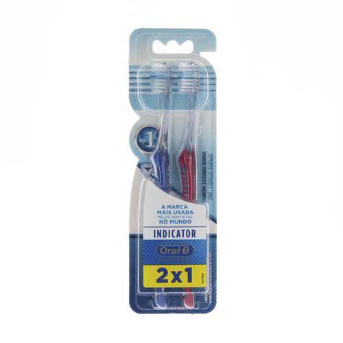 Escova Dental Oral B 3d Indicator Plus N° 30 - Leve 2 Pague 1