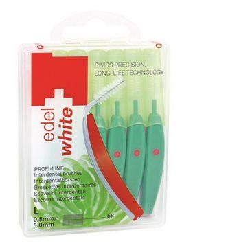 Escova Dental Edel White Interdental 0,80mm