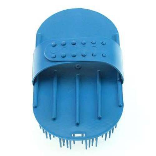 Escova Mr Pet com Alça Regulável - Azul