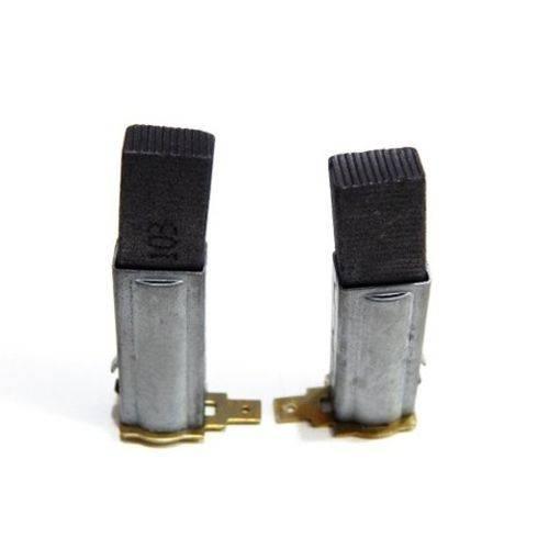 Escovas de Carvão com Porta Escovas para Lavajato Black+Decker PW1700 (220V)
