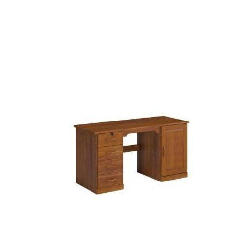 Escrivaninha 4 Gavetas 1 Porta