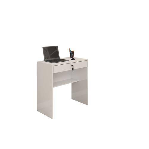 Escrivaninha / Mesa para Computador Andorinha-JCM Móveis-Branco