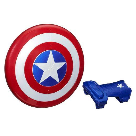 Escudo Magnético Vingadores Capitão América - Hasbro