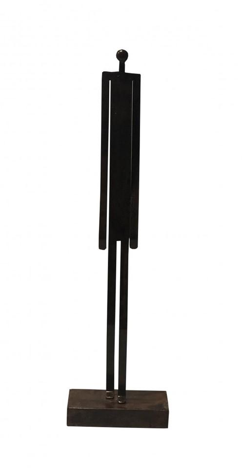 Escultura Men Ferro 55cm - Occa Moderna