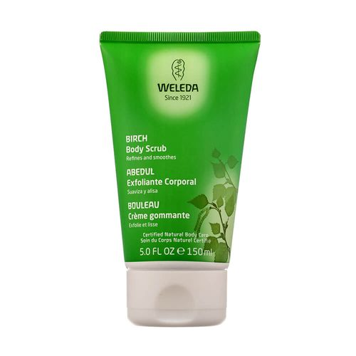 Esfoliante Cremoso Natural de Bétula 150ml - Weleda