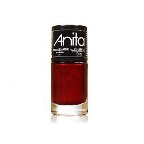 Esmalte Anita Grande Amor Perolado 36 10ml