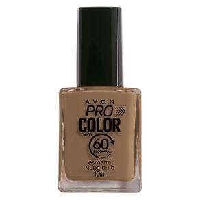 Esmalte Avon Pro Color 10ml - Nude Chic