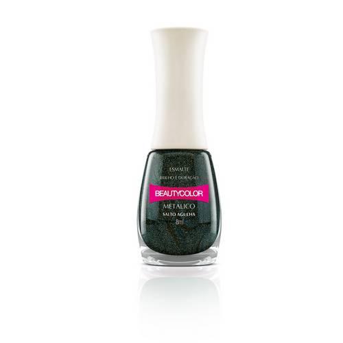 Esmalte Beautycolor Metálico Coleção Pin Up - Salto Agulha 8ml