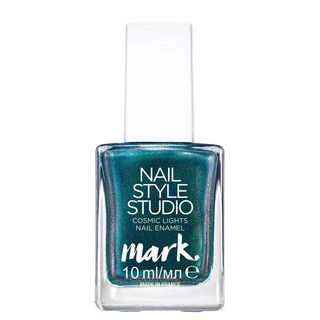 Esmalte Mark. Nail Style Cosmic Lights 10ml - Verde Cintilante