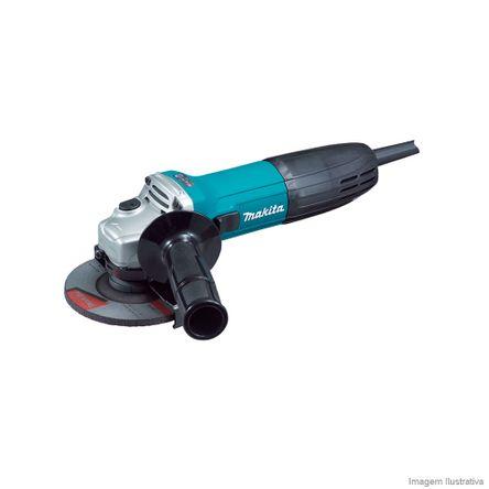 "Esmerilhadeira Angular 4.1/2"" 220V GA4530 Azul Makita"