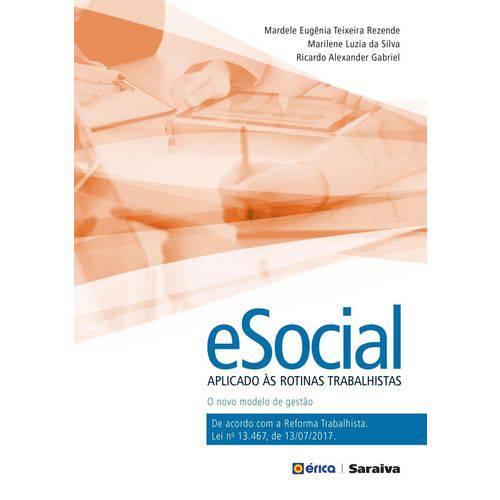 Esocial Aplicado às Rotinas Trabalhistas - o Novo Modelo de Gestão